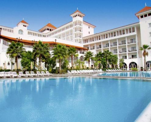 "Portugal - ""Riu Palace Madeira"