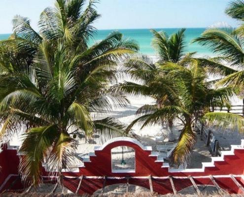 Mexico, Yucatan, El Cuyo