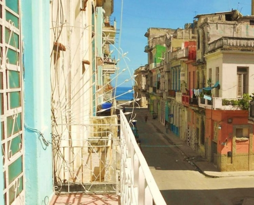 Kolonialwohnung - Kuba / Havanna
