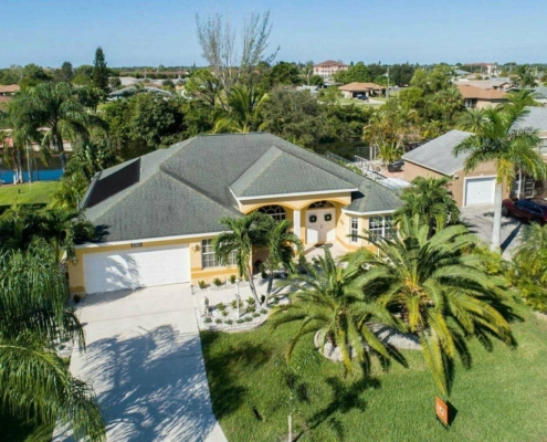 USA / Florida - Cape Coral, Luxus Ferienhaus