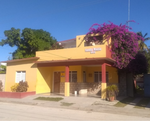 """Casilda / Trinidad - Kuba - """"Casa Santa Maria"""""""