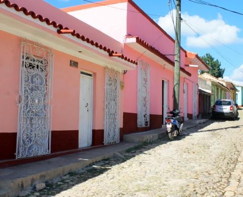 "Kuba / Trinidad ""Hostal Lucy & Baldy"""