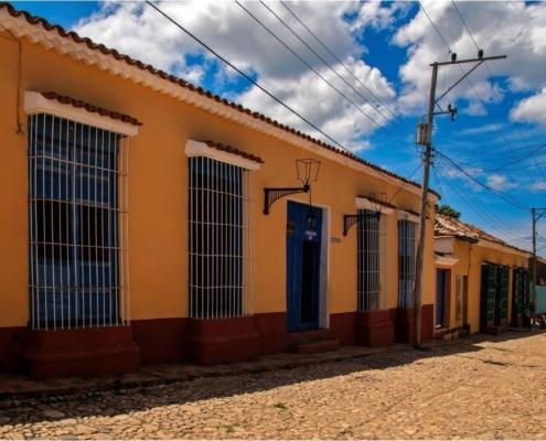 Kuba / Trinidad - Casa Colonial el Patio