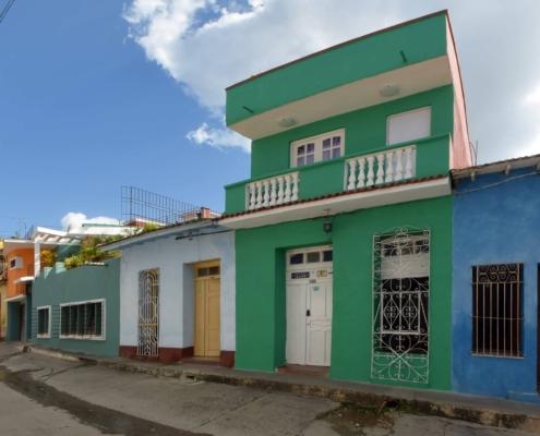Kuba / Trinidad - Hostal Shalom
