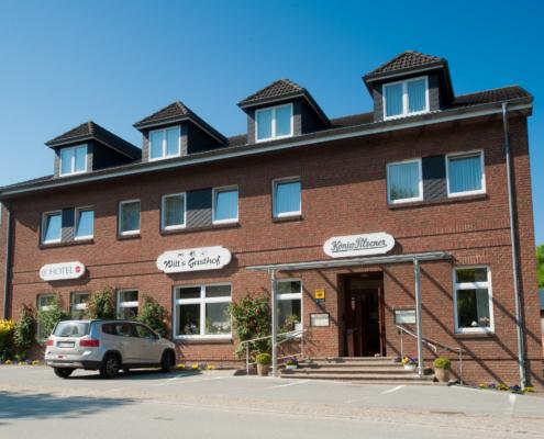 """Ostsee / Gasthof – Hotel """"Witt´s Gasthof"""""""